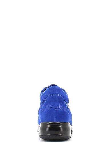 Byblos blu 657002 Scarpa lacci Donna Blue
