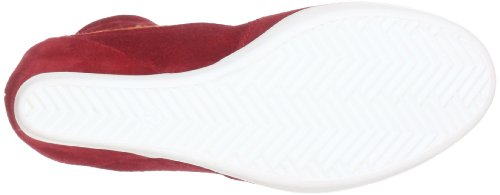 Marc Shoes 1.681.06-39/651, Baskets mode femme Rouge (Red/Combi 651)