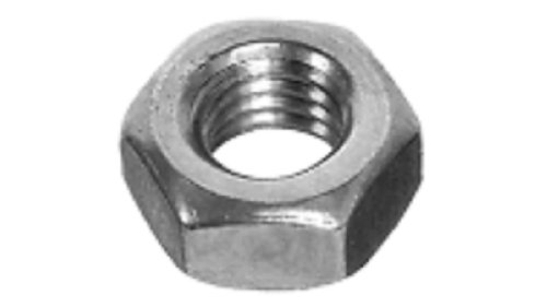 Dresselhaus Sechskantmuttern Kl.8, M 12 mm, galvanisch verzinkt, 100 Stück