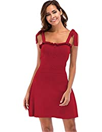 2d50af2bfb Elegante De La Vestidos Vendimia De Mujer De La Punto Bodycon Fiesta Sin  Festivo Mangas Vestido De Fiesta Vestido De Cóctel Vestido…