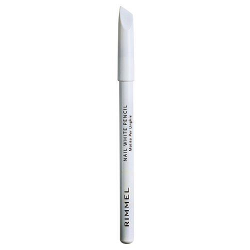Rimmel London Nail White Pencil - 0.9g