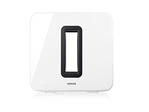 Sonos SUB I Subwoofer für das Sonos Smart Speaker System (weiß) - 2