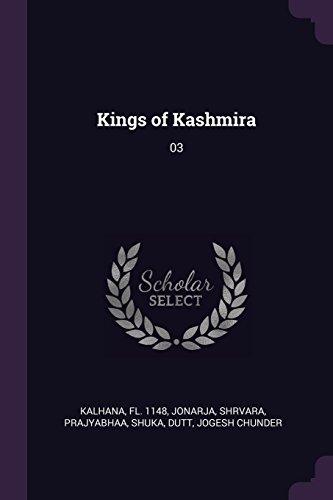 Kings of Kashmira: 03