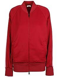 MONCLER Femme 8456600829B5438 Rouge Polyester Sweatshirt 5ce5df8697a