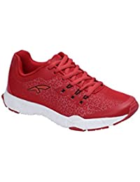 Furo (By Red Chief) L9005 805 Red Running Shoes For Women - 6 (UK/India)