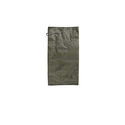 Schweiz. Sandsack, oliv, Gr.: 46 x 88 cm (BxH), neuw. -