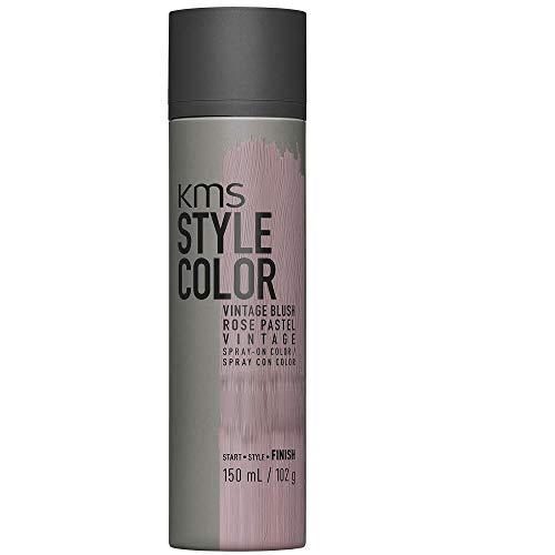 KMS California Style Color Vintage Blush temporäres Farbspray - Haarfarbe ohne sich festzulegen, 150 ml (Temporäre Schwarz Haar Color Spray)