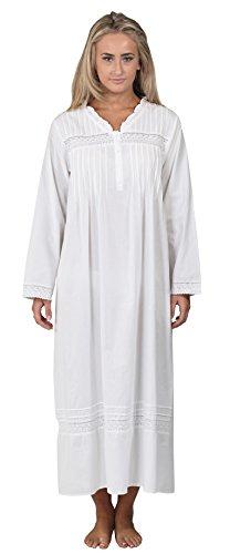 The 1 for U 100% Cotton Nightdress - Annabelle S- XXXXL