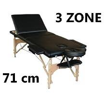 PANCA PER MASSAGGI 3 ZONE PROFESS. LETTINO