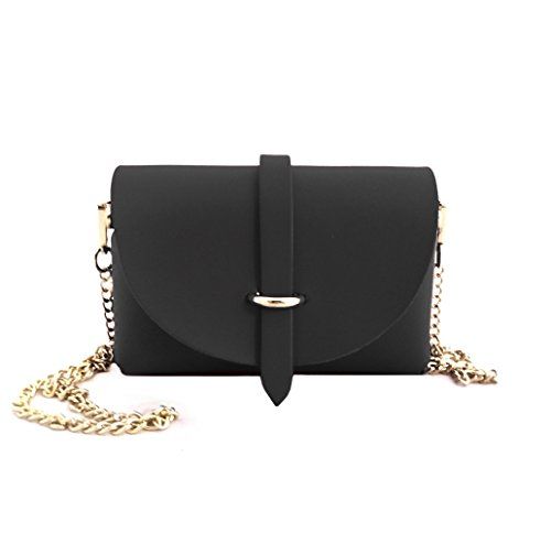 LUXURY LEATHER BAG , Damen Schultertasche schwarz schwarz - Schwarze Birkin Bag