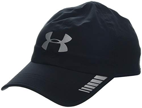 Under Armour Men's Launch Av cap, Cappello Uomo, Nero (Black/Graphite/Silver), Taglia unica