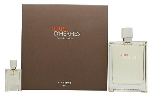 Hermes Terre D 'Hermes Eau Tres Fraiche Geschenk-Set