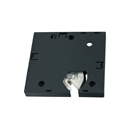 Bosch Siemens 12005605 ORIGINAL Verriegelung Verschluss Auszugsschubladenverriegelung Wärmeschubladenverschluss mechanisch Wärmeschublade Zubehörschublade auch Neff Constructa Balay Gaggenau