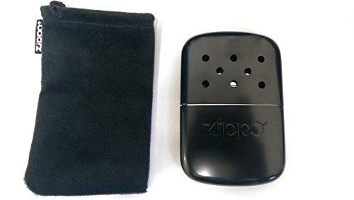 Zippo Handwarmer Black 60001470 schwarz-Matte, None