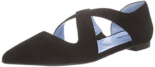 PolliniSCARPAD.TUNIT10 CAM.NERO+NERO - Sandali Donna , Nero (Schwarz (00A BLACK SUEDE)), 38