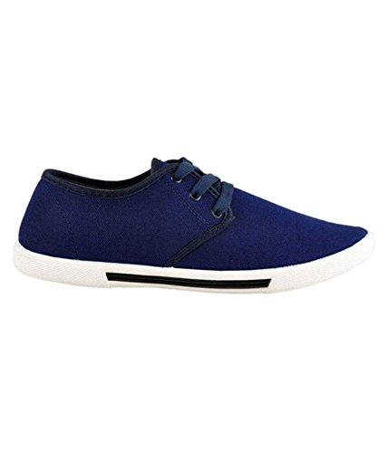 Jabra Men's Blue Comfort Fashionably Top Quality Casual Shoes - 9 UK