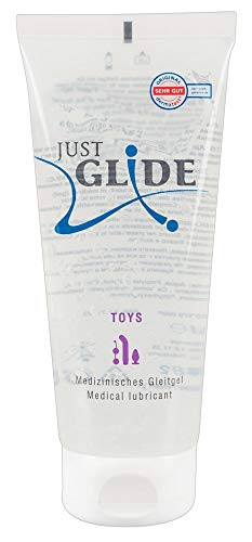 Just Glide Toylube 200 ml Gleitmittel Sexspielzeug 1er Pack(1 x 200 milliliters)