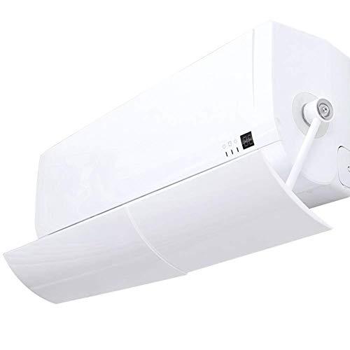 Klimaanlage Shield Temperatur Kontrolle Hängende Einziehbar Leitblech Innen Hotel Verwendung Skalierbarer Anti Direct Blowing Einfache Installation Einstellbare Windabweiser Abdeckung