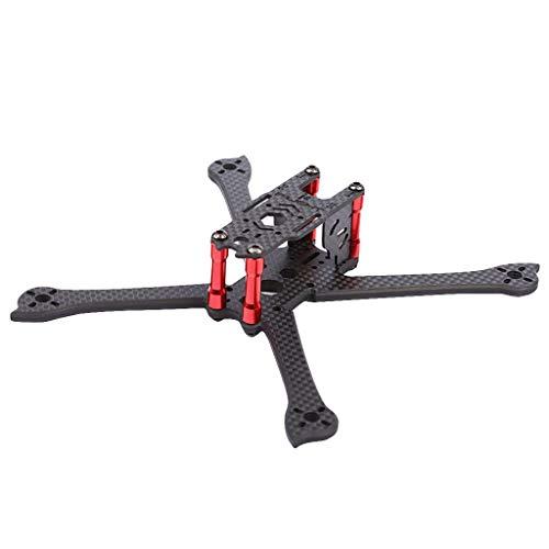 IFlight iX4 Lite V3 164mm 4 Zoll FPV Kohlenstoff Ballaststoff Rahmen für Rennen Drohne Überqueren Maschine