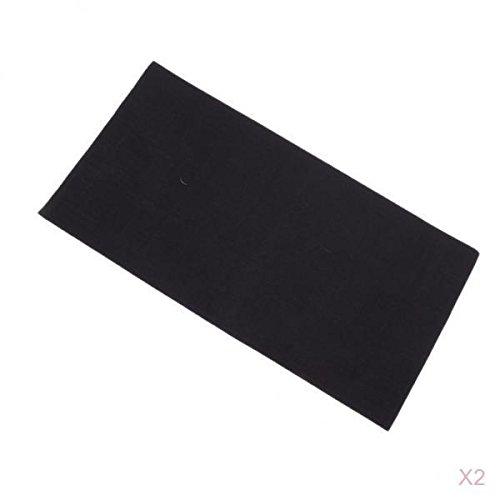 D dolity set di 2pcs toppe per riparazione di giubbotto antipioggia in nylon non rivestito con tasca esterna