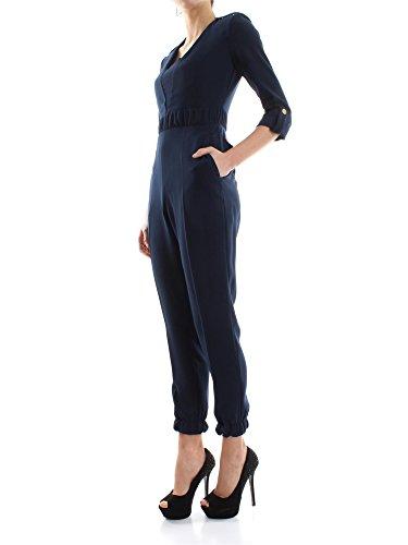 ELISABETTA FRANCHI TU6093236 élégant costume Femme Bluette