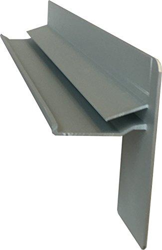 Width Range empasa Fensterinnenbank Fensterbank Design-Fensterbank INNEN inkl 150-400 mm 250-2000 mm Length Range Kantenschutz MDF Rovere Ausladung L/änge