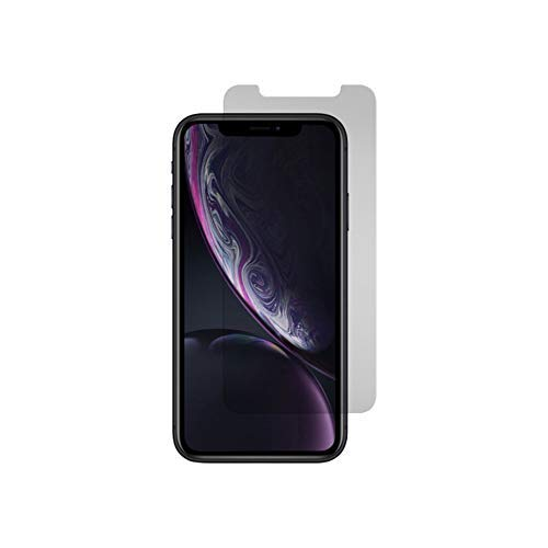 Gadget Guard Black Ice Displayschutzfolie aus gehärtetem Glas für Apple iPhone XR, Transparent -