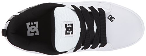 Dc Shoes Chase Chaussure D0302100, Sneaker Uomo White Whh
