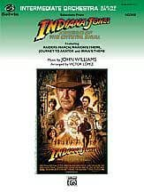 Selections from Indiana Jones and the Kingdom of the Crystal Skull (score only)
