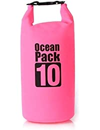 Anvey 10L Portable Outdoor Sport Ocean Waterproof Swimming Dry Bag Drifting Rafting Beach Bag