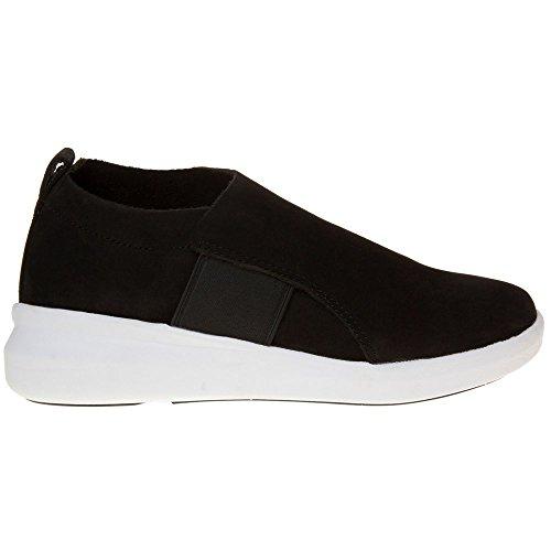 Dkny Taye Damen Sneaker Schwarz Schwarz