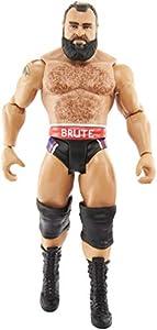 WWE - Figura de Acción Luchador Rusev, Juguetes Niños +6 Años (Mattel GCB54)