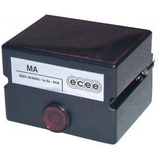 ECEE - CENTRALITA DE CONTROL CEM - MA 55R - : MA55R 10M
