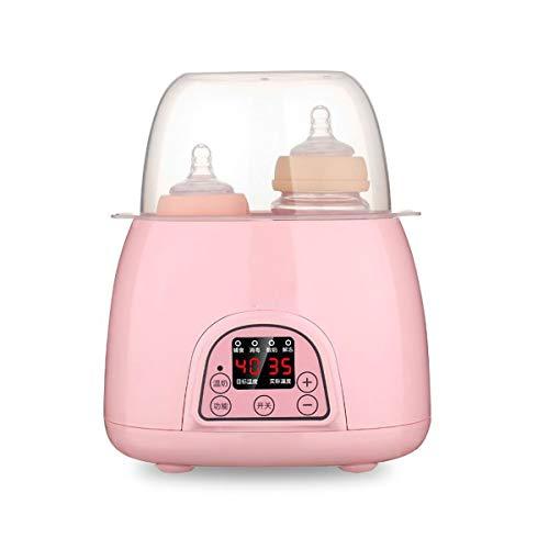 NaiP G Babyflaschenwärmer Smart Hot Milk Machine Gedämpftes Ei Multifunktions-Warmmilchsterilisator Haushalt, Blau, Pink