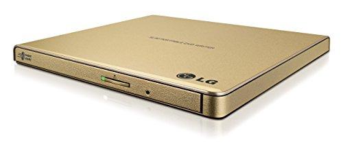 LG Electronics Externes DVD Brenner mit optische Laufwerke gp65nb60 gold gold