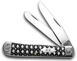 CASE XX Scrolled bianca Delrin Celtic Maze Trapper 1 1 1 500 Pocket Knife Knives Coltello B003QJHVAY Parent | A Primo Posto Tra Prodotti Simili  | Scelta Internazionale  | Qualità E Quantità Assicurata  ba91cc
