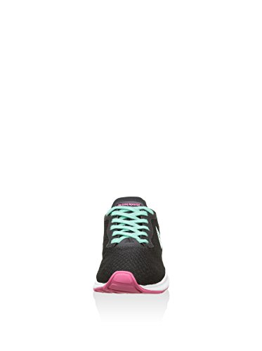 Le Coq Sportif - Maillot Lcs R Xvi W Feminine, Chaussures Sport Femme Noir (negro / Agua Green)