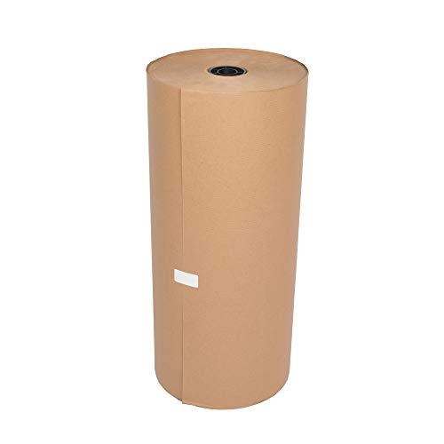 3 Rollen Natronpapier 50 cm x 300 m braun Natronmischpapier Polsterpapier Packpapier thumbnail