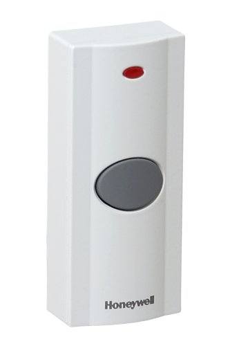 Honeywell RPWL200A1008/A Portable Door Chime Surface Mount Push Button - Surface Mount-button