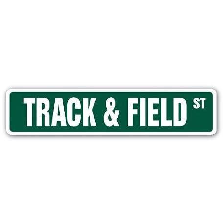 Track Field placa de calle hurdling Pole Vault para Salto de obst culos Team Coach regalo