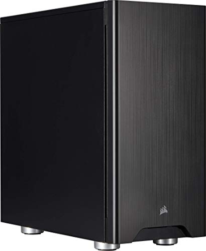 Corsair 275Q Carbide Series Mid-Tower Leises Gaming Gehäuse, schwarz