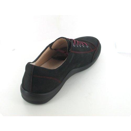 FinnComfort SOHO 2743307099 femmes Chaussures à lacets Noir