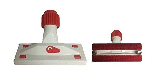Tierhaardüse Tierhaarbürste Fusseldüse für Staubsauger universal, 30-37mm