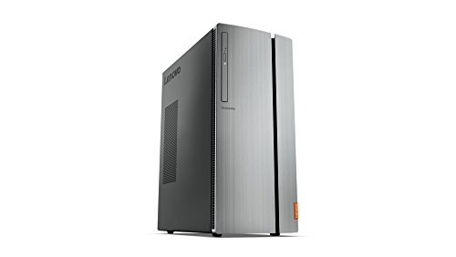 Lenovo IdeaCentre 720 Desktop-PC (AMD Ryzen 5 2400G , 8GB RAM, 512GB SSD, DVD-Brenner, AMD Radeon RX Vega 11 Grafik, Windows 10 Home) schwarz