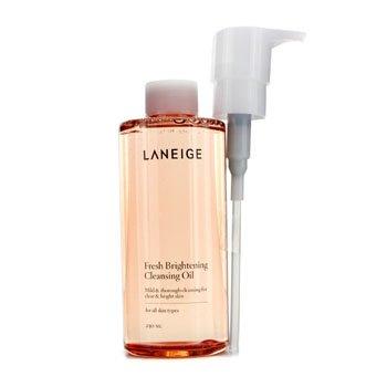 Laneige - Fresh Brightening Cleansing Oil (For All Skin Types) 250Ml - Soins De La Peau