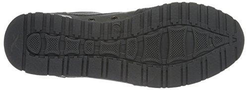 BRAX - Jonio Sneaker 1, Scarpe da ginnastica Uomo Grigio (Grigio (Grigio))