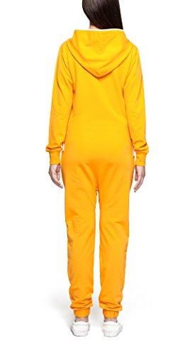 OnePiece Unisex Jumpsuit Original, (Orange), 38 (Herstellergröße: M) - 2