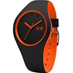 ICE DUO BLACK ORANGE Unisex watches DUO.BKO.U.S.16