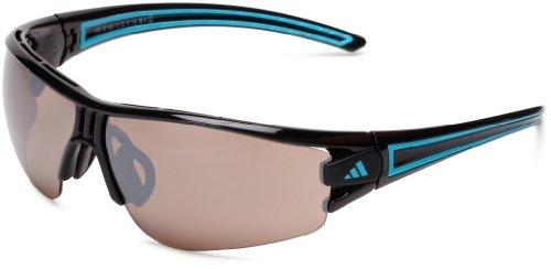 adidas Sonnenbrille Evil Eye Halfrim L, Farbe glänzendes Schwarz