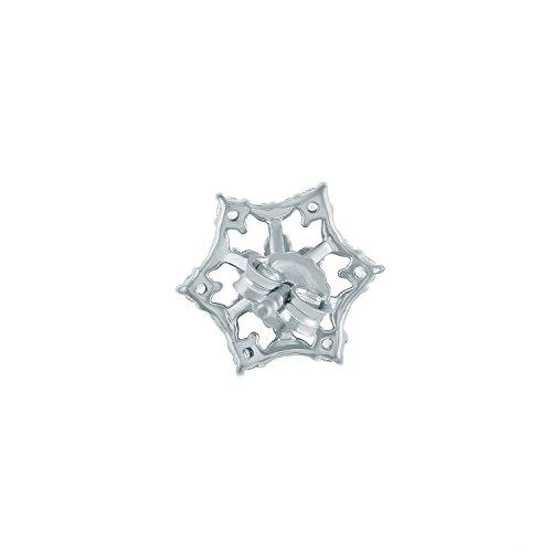 Giantti Diamant Boucle d'oreilles pendantes Femme (0,68ct, qualité HSI, Gh-colour)